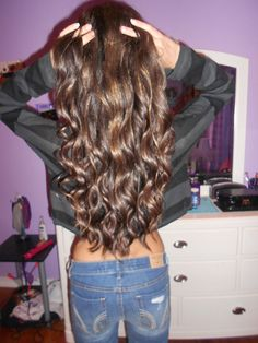 i wish my hair would do this