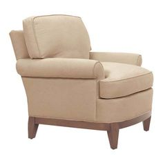 Marquette Chair | Fully Custom Furniture by Charles Stewart Furniture