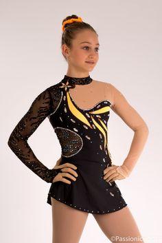 figure skating dress passionice custom