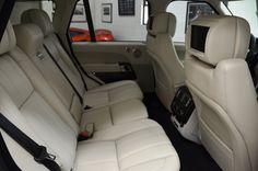 2013 Land Rover Range Rover SC  $125,995