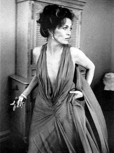 Faye Dunaway in The Towering Inferno (1974)