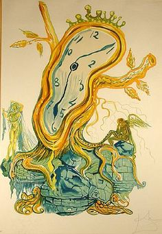 Salvador Dalí, Stillness of Time.   Professional Artist is the foremost business magazine for visual artists. Visit ProfessionalArtistMag.com.