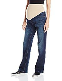 Made in Italy Bootcut Maternity Jeans Stretch Denim Flared MAMAJEANS Torino