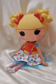 Lalaloopsy dress/Etsy