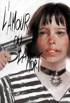 Alguien recuerda a #NataliePortman en #Leon el profesional? #cine #drama #fb