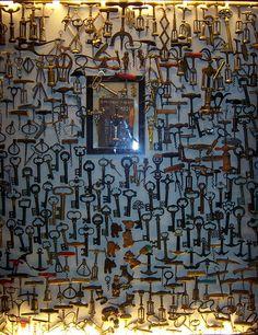 Key & Corkscrew Collection.                                                                                                                                                                                 More