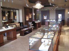 Jewelry Store Interior Design | Scottsdale Custom Designed Jewelry Store - Interior Design Photo in ...