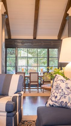 Hampton's Restored - Kathy Ann Abell Interiors   San Diego   Traditional Hampton's   Family Room