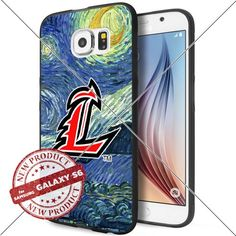 Case Louisville Cardinals Logo NCAA Gadget 1256 Samsung Galaxy S6 Black Case Smartphone Case Cover Collector TPU Rubber original by Lucky Case [Starry Night] Lucky_case26 http://www.amazon.com/dp/B017X13ZLE/ref=cm_sw_r_pi_dp_BDRswb1R7GWPX
