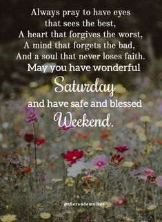 Blessed Morning Quotes, Saturday Morning Quotes, Rainy Day Quotes, Morning Quotes For Him, Weekend Quotes, Everyday Quotes, Blessed Quotes, Morning Blessings, Best Positive Quotes