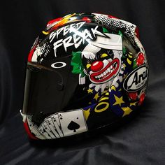 Arai Helmets, Helmet Design, Riding Gear, Bruce Lee, Noodle, Motorbikes, Honda, Bucket, Racing