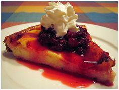 Pannu Kakku (Finnish Oven Pancake)