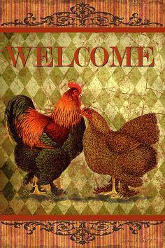 .Chicken Poster!