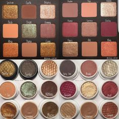 Home Update/Lipsticks & Swatches/ Eye Shadows Dupes  - scarletheart on Dayre