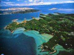 #Lopar, #Croatia #destination with 22 sandy beaches...