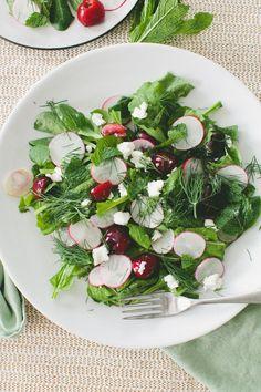 Delicious salad - picture
