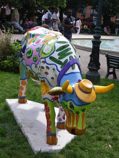 La Cow-Parade à Toulouse