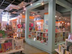 Kooky Kids - a unique store in Chicago's Michigan Avenue featuring designer children's clothing, specialty toys and books and baby gifts.