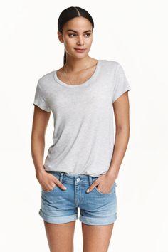 Camiseta de lyocell