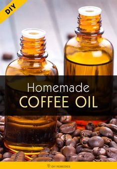 DIY Extract Coffee Oil From a Coffee Bean  coffee beans have some natural oils which will be activated by heat application that often termed as essence or caffeol. This coffee oil is included in many things like cosmetics, fragrances, biodiesel and health supplements. #CoffeeOil #HomeMade