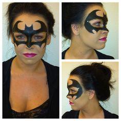 Batman makeup