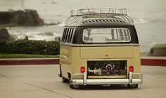 I love Kombi's when they are lowered