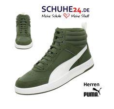 8d6543cfdb7eef Puma Sneaker grün puma forest night white