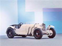 Mercedes-Benz SSK, 1928-1932