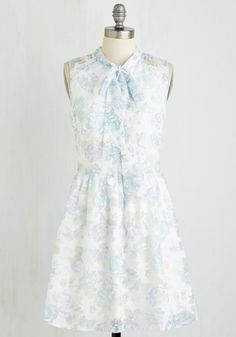 Life of Tea Party Dress. Youre the star of the soiree when your charming company is paired with this pastel dress! #multi #modcloth