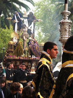 """""""Semana Santa de Málaga - Procesión del descendimiento - Viernes Santo"""