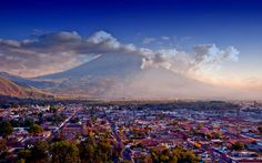 Guatemala, a journey through the land of the Maya