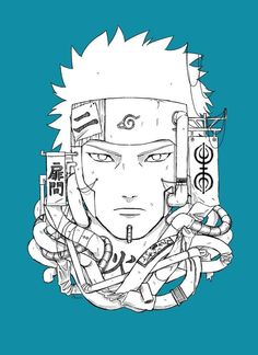 Read from the story ¡Imágenes Perronas! Naruto Kakashi, Anime Naruto, Naruto Cool, Naruto Shippuden Sasuke, Naruto Art, Boruto, Otaku Anime, Manga Anime, Naruto Tattoo