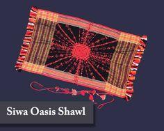 siwa oasis shawl www.yadaweya.com