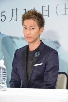"Sato Takeru - a.a ""Rurouni Kenshin"" - Page 59 - global celebrities - Soompi Forums Asian Men Hairstyle, Takeru Sato, Rurouni Kenshin, City Boy, Looking Stunning, Blonde Hair, How To Look Better, Short Hair Styles, Hair Beauty"