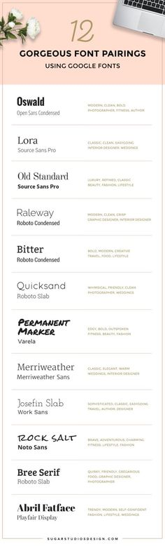 In The Loop Font by Patrick Seymour, via Behance The Best Fonts - font size for resume