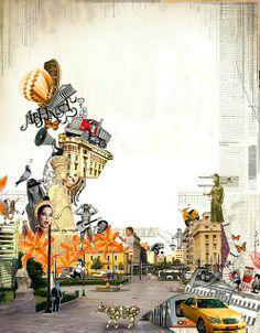 10 Striking Digital Collages