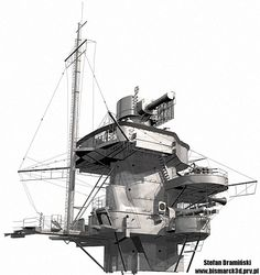 Bismarck - Illustrations & Drawings - Illustrations by Stefan Draminski