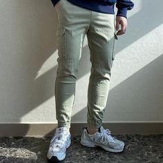 """28800원""""쿠팡 파트너스 활동의 일환으로 이에 따른 일정액의 수수료를 제공받고 있습니다""""#필그리고#남자#M-3XL#슬림핏#워싱#카고#조거#팬츠 Khaki Pants, Fashion, Moda, Khakis, Fashion Styles, Fashion Illustrations, Trousers"""