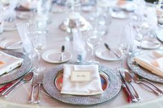 Chic White Wedding, Sparkle Chargers| Bella Collina | Concept Photography | Vangie's Events of Distinction