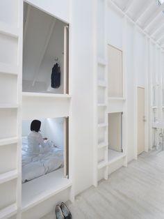 Koyasan+Guest+House+/+Alphaville+Architects