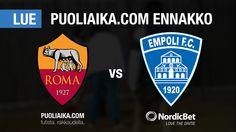 Puoliaika.com ennakko: Roma - Empoli   Serie A:n toisena oleva Roma saa Stadio Olimpicolle vieraaksi 16. sijalla majailevan Empolin.  Roman hyökkäys heikentyi tällä viikolla, kun ... http://puoliaika.com/puoliaika-com-ennakko-roma-empoli/ ( #frances #romaempoli #rudigarcia #SerieA #serieafi #serieavetovihjeet #serieavetovinkit #serieafi)