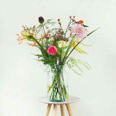 Prachtige bos bloemen, love it!!!