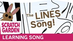 Line is one of the most important elements of art. Teach and learn about lines with this catchy and original song and video! Primary Teaching Points: horizon...