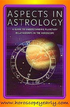 Astrology and Some Aspects - The cosmic energies of the planets in the positions of the zodiac in the houses are also affected by how the planets are positioned with respect to each other at any time.Some positions produce arrangements that reinforce these energies in helpful ways, while others bring about disruptive effects. These relations between planetary positions are called Aspects. You have heard about aspects... Read More: http://www.horoscopeyearly.com/astrology-and-some-aspects/