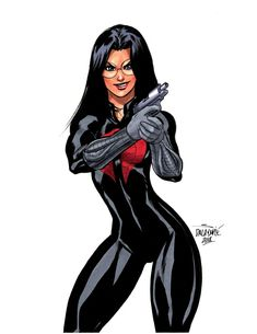 Baroness by Scott Dalrymple Marvel Girls, Comics Girls, Marvel Dc, Baroness Gi Joe, Cosmic Art, Gi Joe Cobra, Fanart, Sci Fi Horror, Comic Drawing