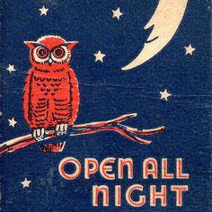 Open All Night by wackystuff, via Flickr