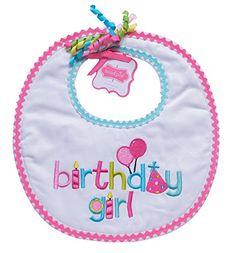Mud Pie Baby-Girls Newborn Birthday Girl Bib, Multi, One Size Mud Pie http://www.amazon.com/dp/B00HN27ECU/ref=cm_sw_r_pi_dp_scOWwb1P66Z52
