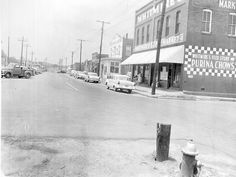 Downtown Easley  by Pickens County Library System, via Flickr