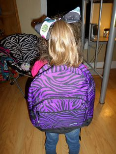Mommy's Gone Crazy: Yak Pak Backpack Review & Giveaway