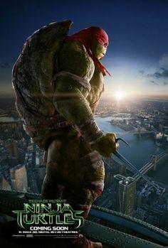 Teenage Mutant Ninja Turtles (2014) movie #poster, #tshirt, #mousepad, #movieposters2